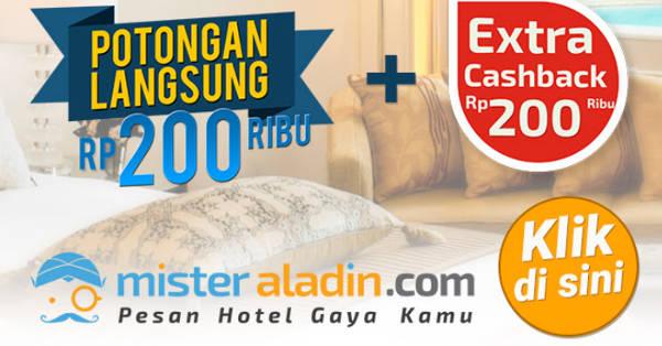 Kode Promo Hotel di Indonesia