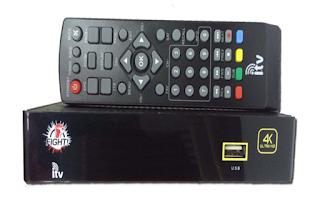 atualização - ATUALIZAÇÃO MODIFICADA DAS MARCA SATBOX // ITV ITV%2BFIGHT
