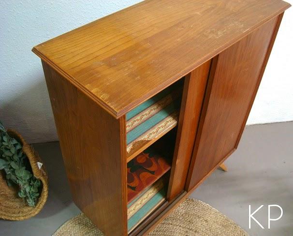 Mesas y aparadores estilo danés. Tienda de muebles vintage en valencia