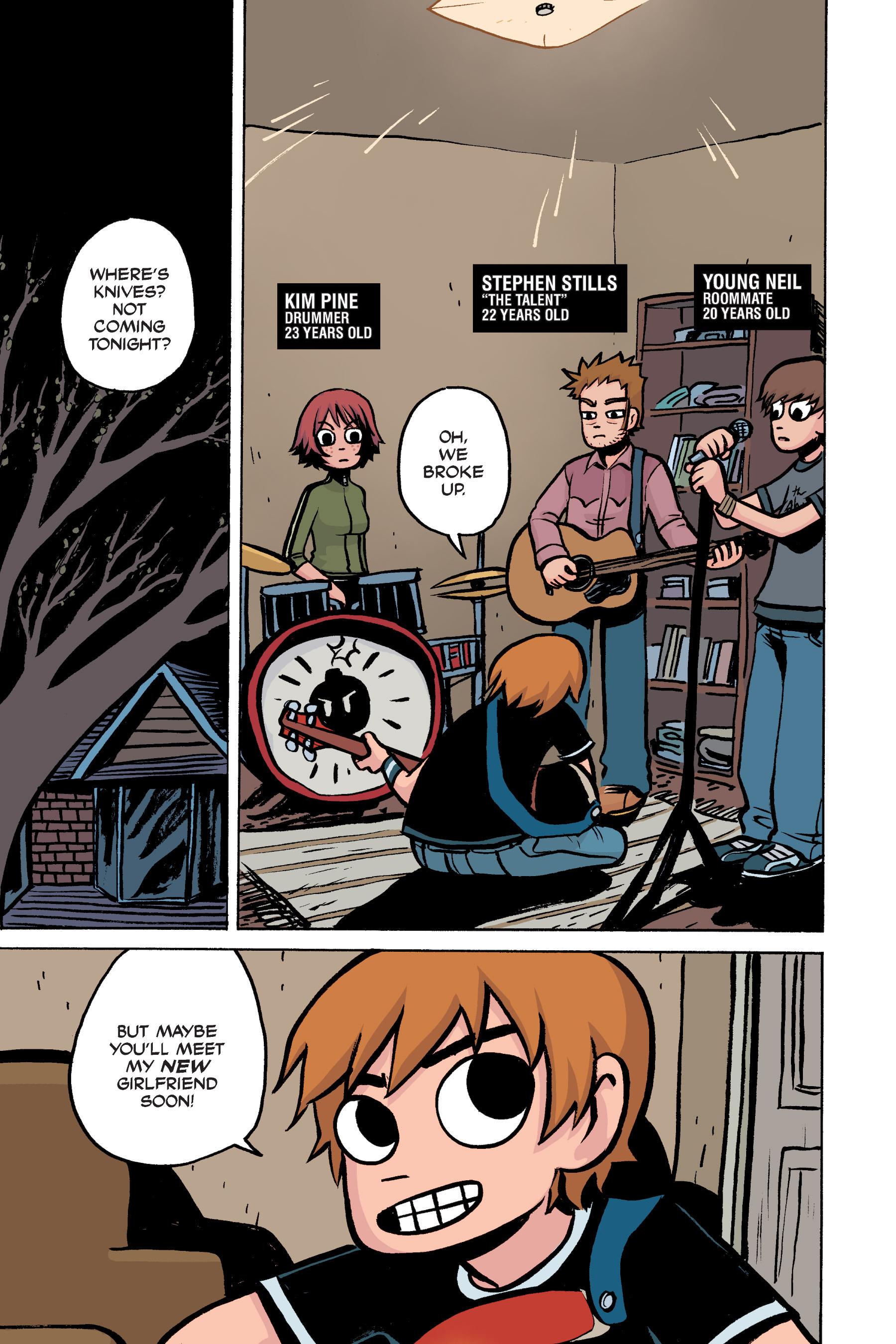 Read online Scott Pilgrim comic -  Issue #2 - 49