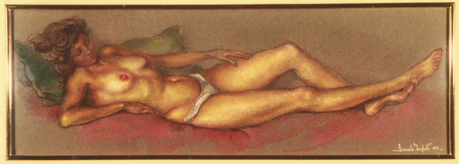 Giancarlo Dughetti quadri e miniature : 1979 \