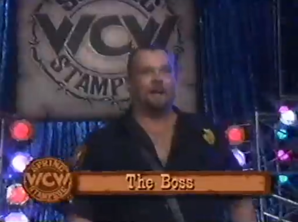 Revisiting WCW Spring Stampede 1994! ~ THE INTERNET IS IN