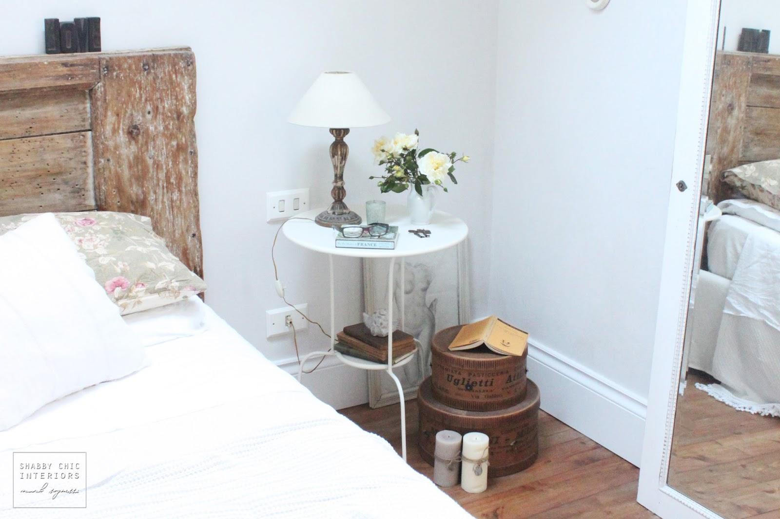 Letti Matrimoniali Shabby Chic : Camere shabby chic camera da letto camera da letto shabby chic