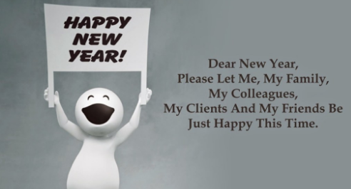 Happy New Year Resolution Quotes Greetings Posts: