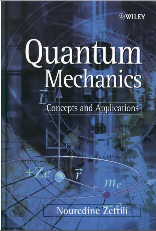 Quantum Mechanics Concepts And Applications By Nourdine