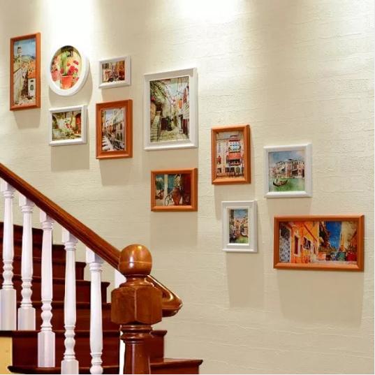 Dekorasi Area Tangga Rumah Minimalis