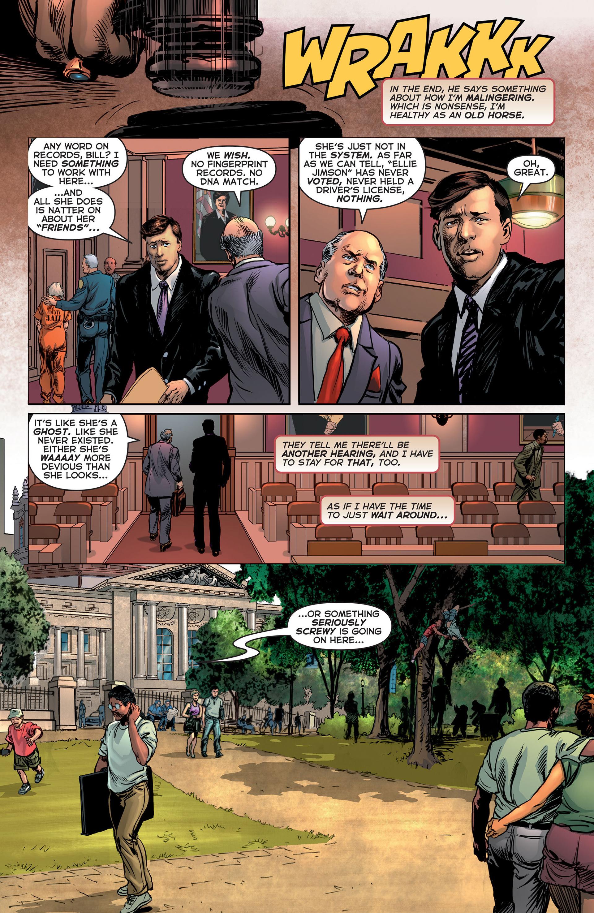 Read online Astro City comic -  Issue #15 - 4