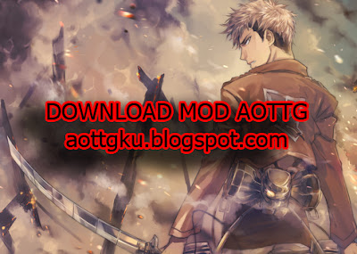 Download Candy Mod AOTTG - Fly Mod AOTTG (Attack On Titan Tribute Game)