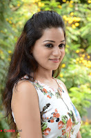 Reshma Rathore looks super cute in Mini Skirt and Tank Top at Jeelakarra Bellam Movie Press Meet