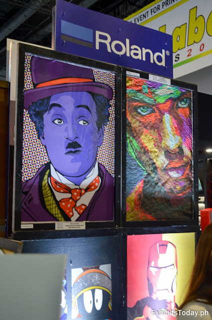Roland Pop Culture prints