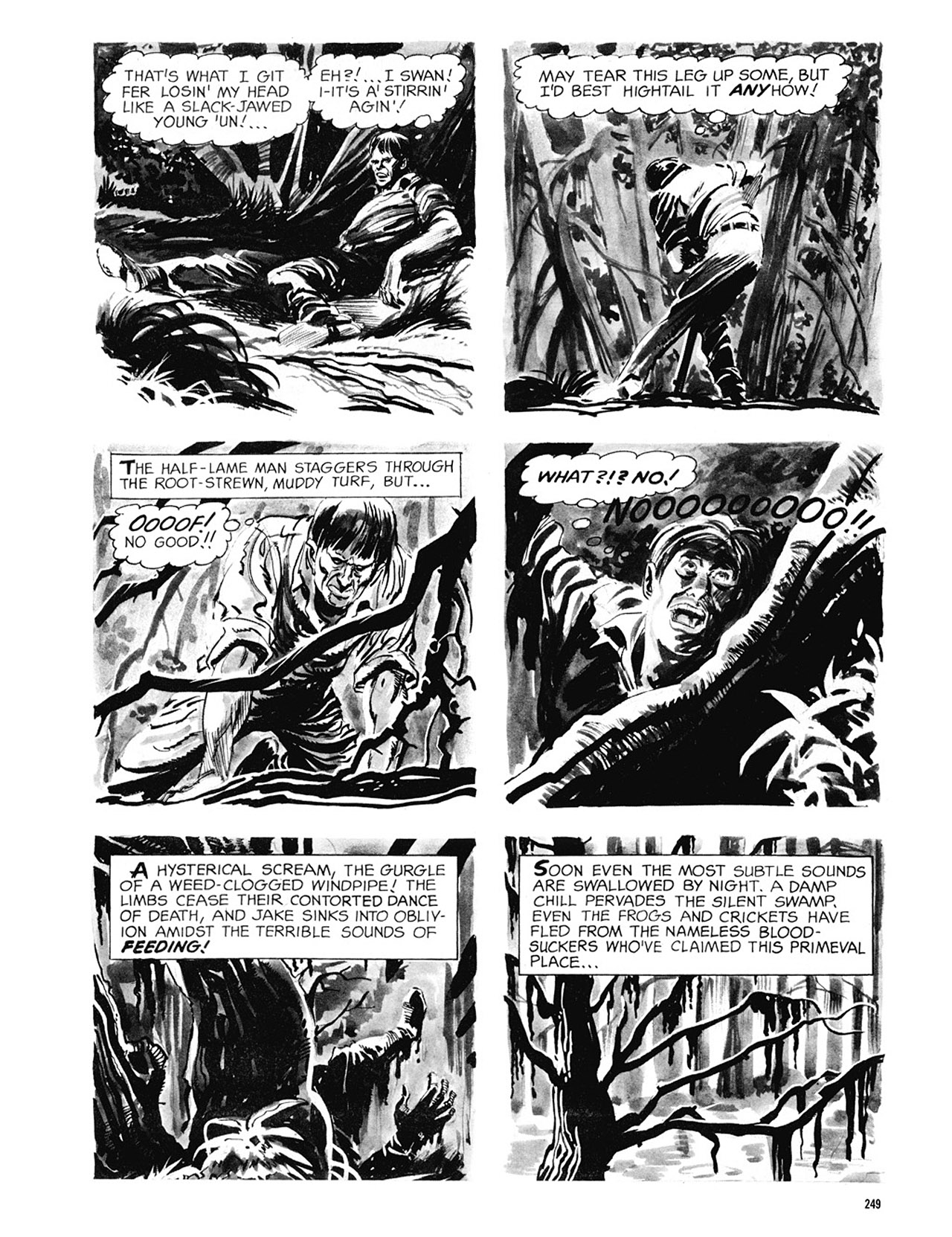 Read online Eerie Archives comic -  Issue # TPB 2 - 250