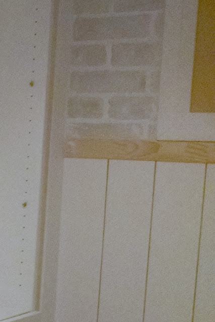 vertical shiplap trim