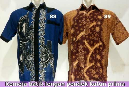 Grosir kemeja batik pria murah · Grosir baju batik pekalongan online  termurah af87132cf0