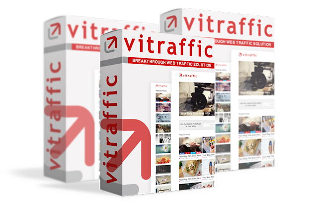 [GIVEAWAY] Vitraffic [Power of WordPress, Facebook, Amazon and eBay]