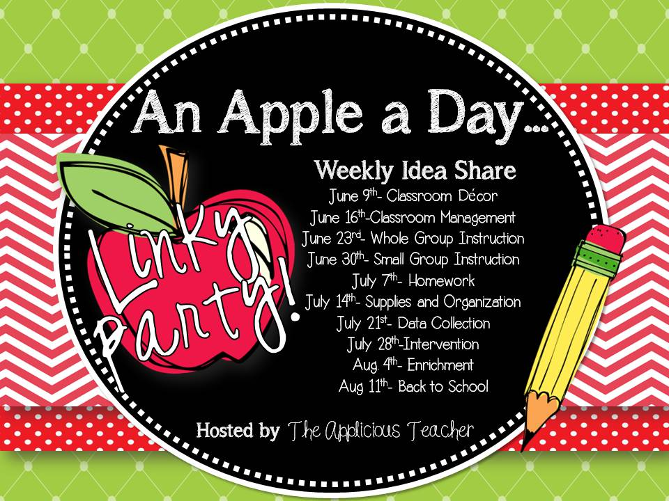 An Apple A Day Whole Group Instruction And The Winners The