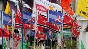 Survey Kompas, 4 Parpol yang Lolos ke Senayan, Parpol Baru Dikisaran Nol Koma Sekian Persen