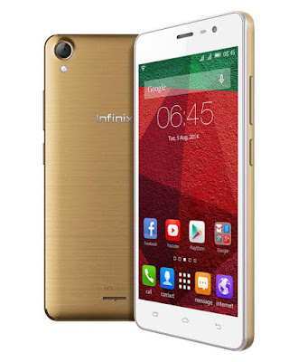 HP Android Murah Berkualitas Infinix Hot Note X551