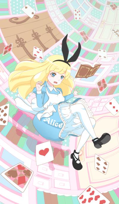 Alice [In Wonderland]IDN1