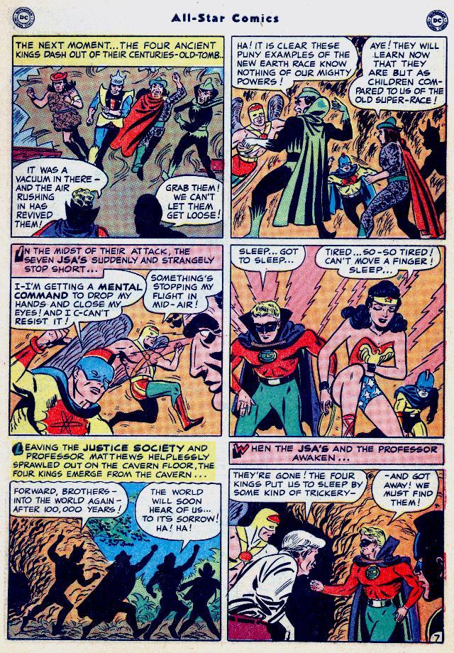 Read online All-Star Comics comic -  Issue #52 - 8