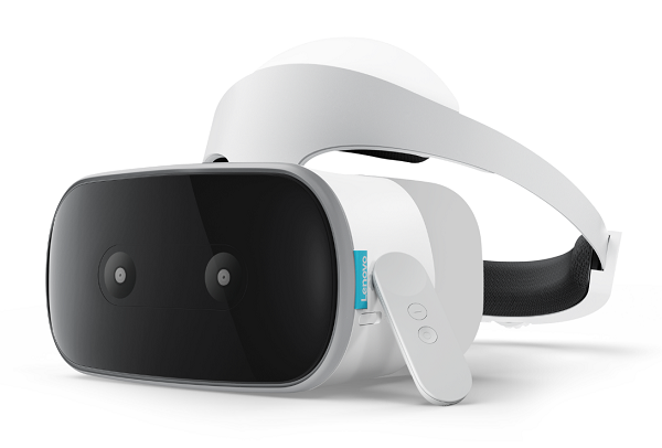 CES 2018: Lenovo Mirage Solo with Daydream announced as world's first standalone Daydream VR headset