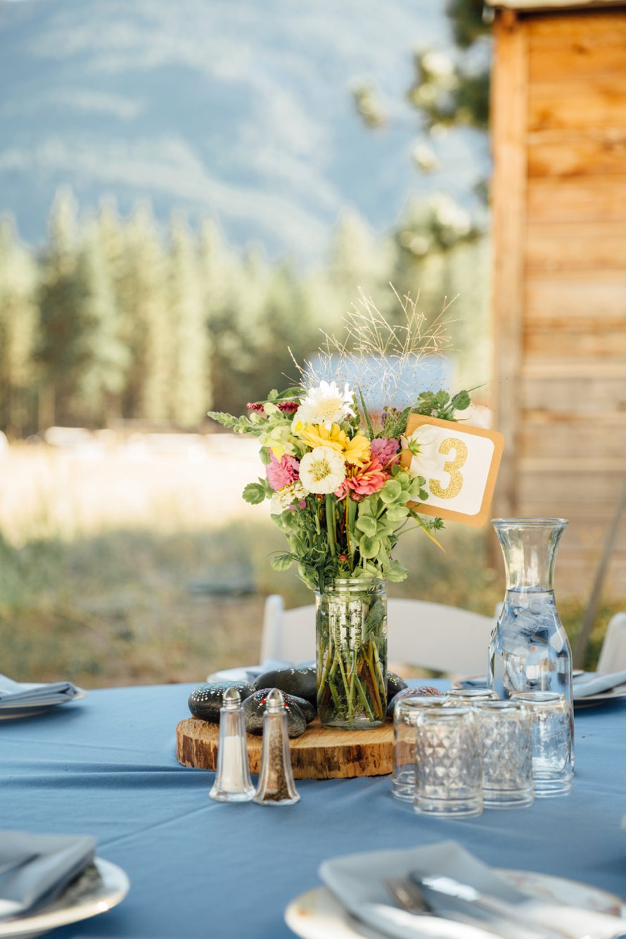 Intimate Mazama Ranch House Wedding by Something Minted Photography