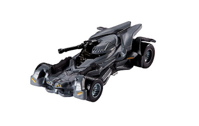 San Diego Comic-Con 2017 Exclusive Justice League Movie Batmobile Hot Wheels Car