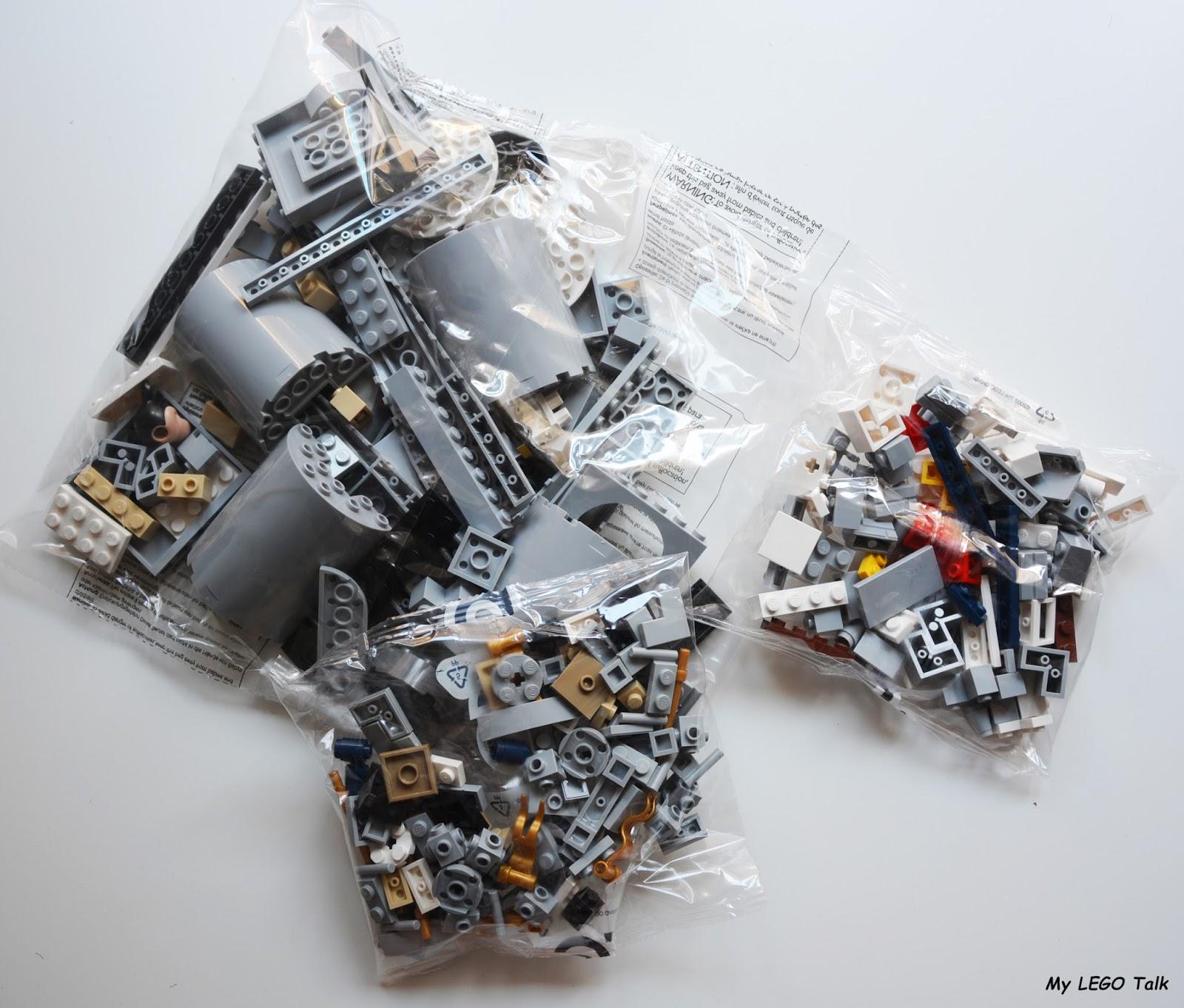 lego disney castle instructions
