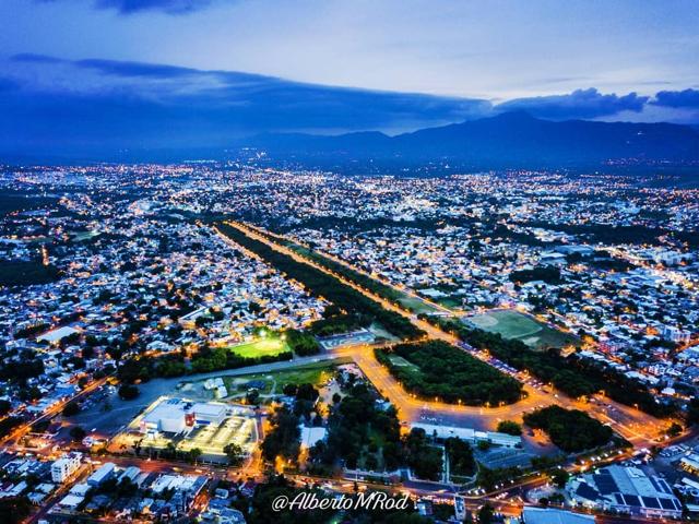 Parque Central de Santiago, República Dominicana. (Foto: @albertomrod)