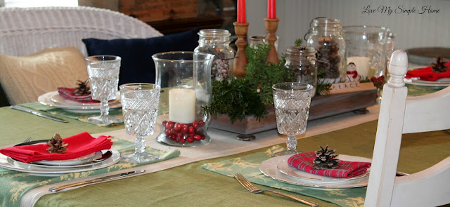 rustic-dining-room-decorated-for-Christmas-love-my-simple-home