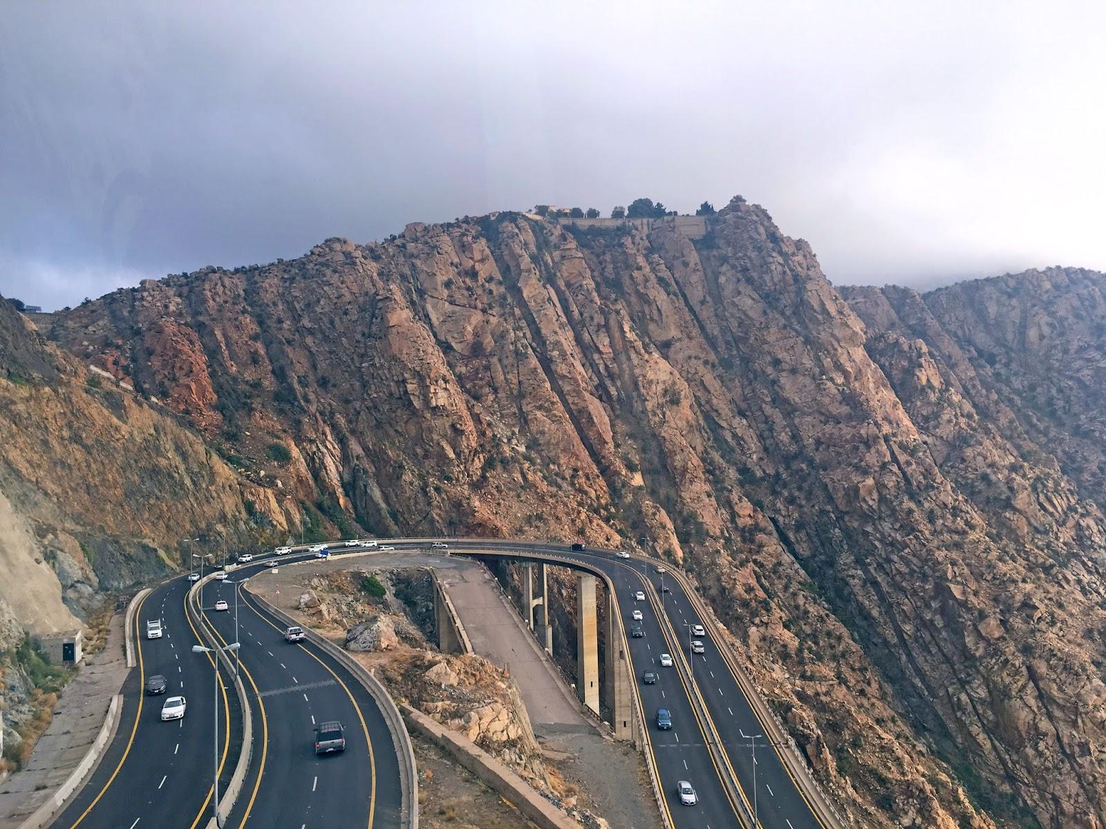Haha Mountains Saudi Arabia