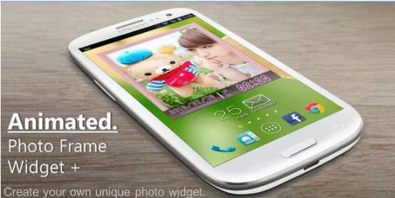 free photo widgets
