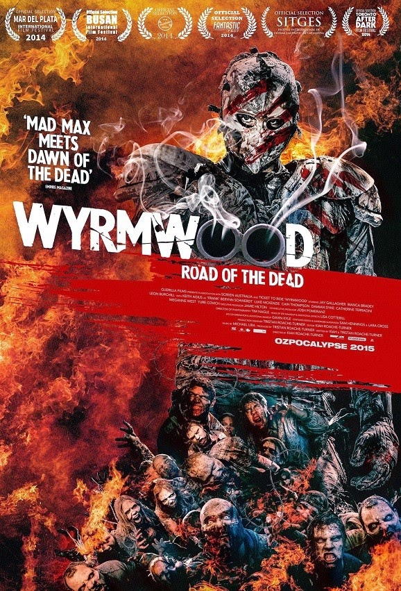Wyrmwood: Road of the Dead 2015 - Full (HD)