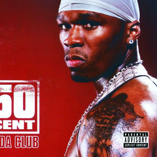 50 Cent - In da Club - EP Cover