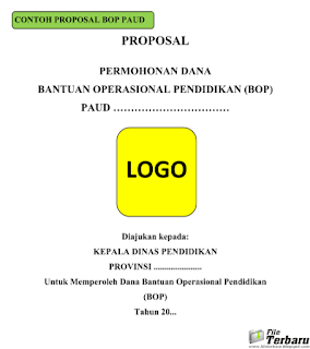 Download Contoh Proposal BOP Terbaru Format Word Update 2016