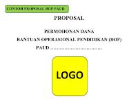 Download Contoh Proposal BOP Terbaru Format Word Update 2016