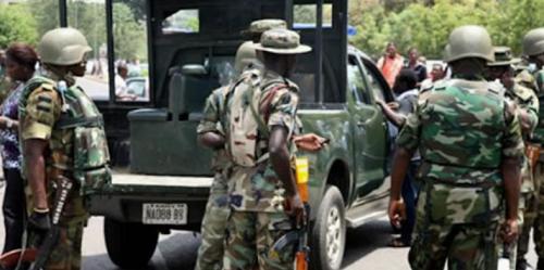 Nigerian Army Arrest 6 Female Boko Haram Terrorists, Kill 13