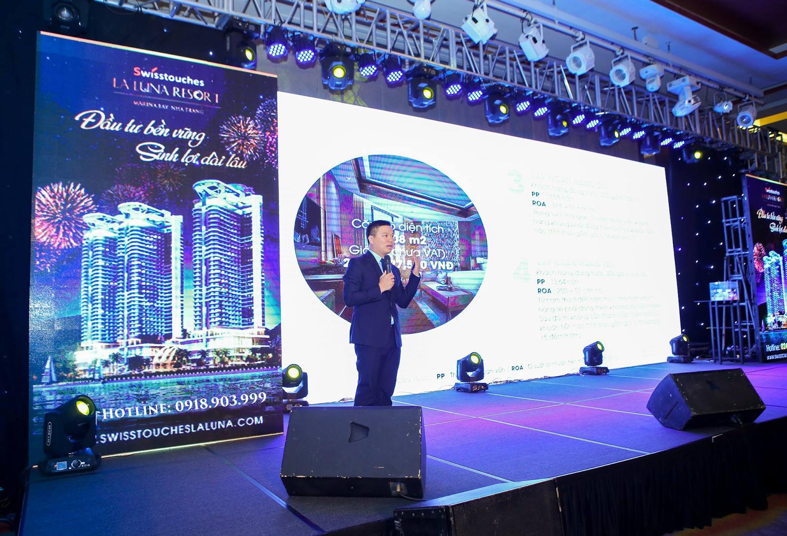 La Luna Resort Nha Trang có chính sách đầu tư hấp dẫn