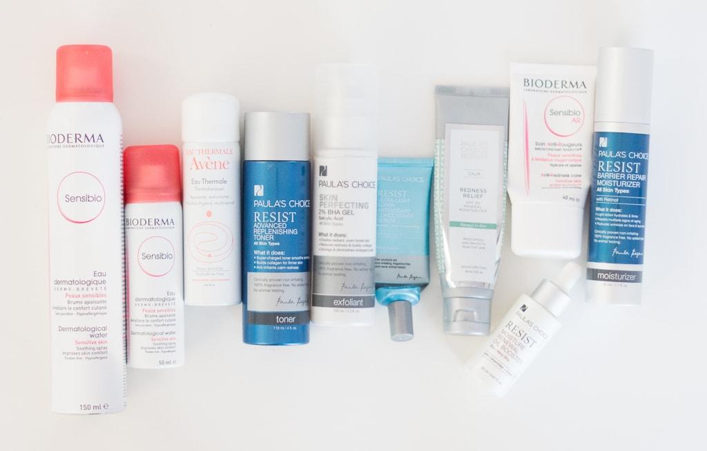 Aufgebrauchte Kosmetikprodukte Februar 2017 Gesichtspflege