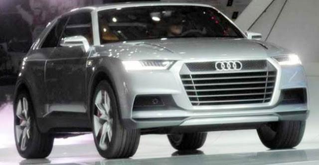 2017 Audi Q2 Redesign
