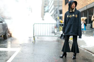 New York Fashion Week Street Style Fall 2017