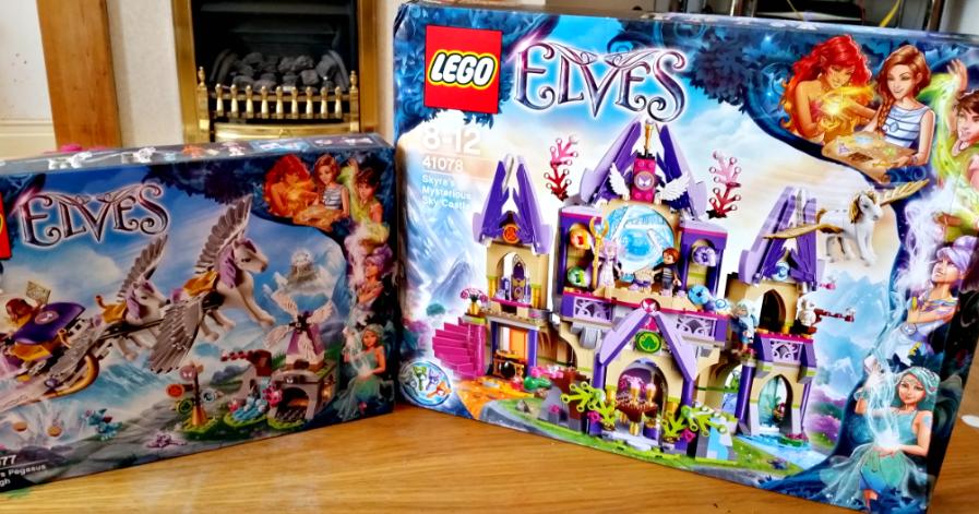 LEGO Elves Sets Review