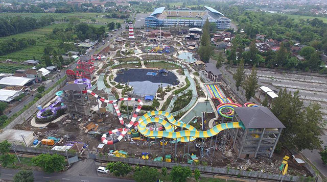 Jogja Bay Pirates Waterpark