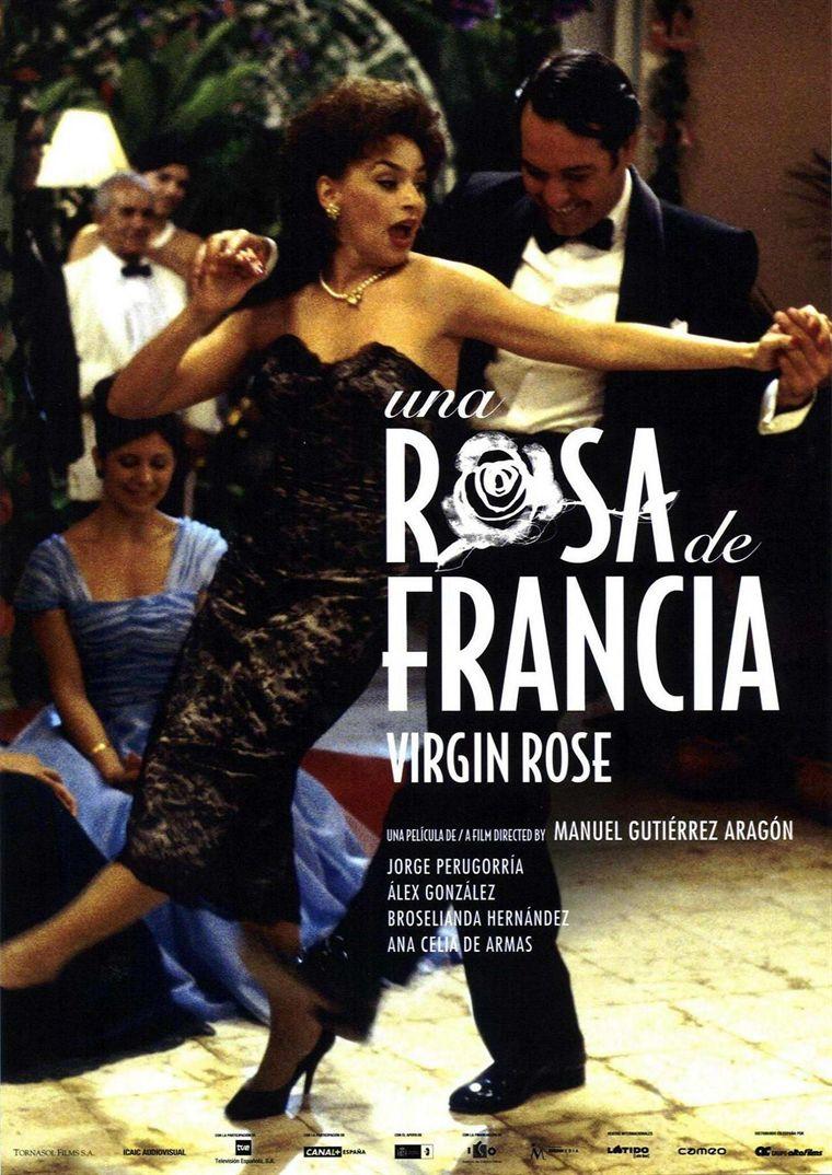 Ana De Armas Una Rosa De Francia qué tengo pa' tí: una rosa de francia