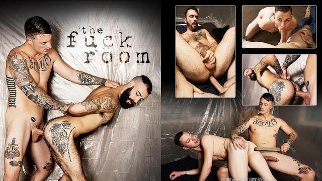 The Fuck Room (Bareback) / 2017