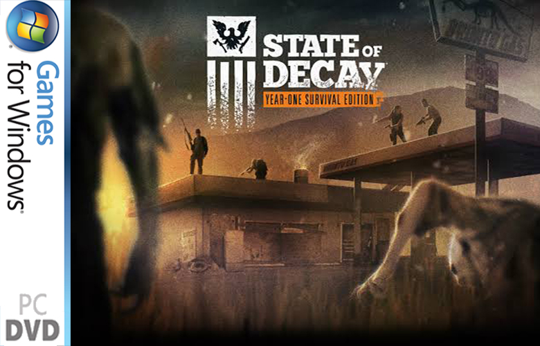 State of Decay Year-One Cover www.gamerzidn.com