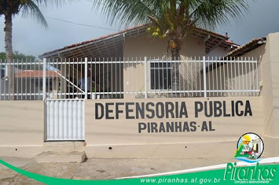Cidade de Piranhas inaugura nova sede da Defensoria Pública.