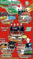 programa fiestas patrias tula 2014