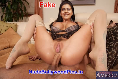 kajol Kajol Nude Possing her Boobs & Riding on Cock