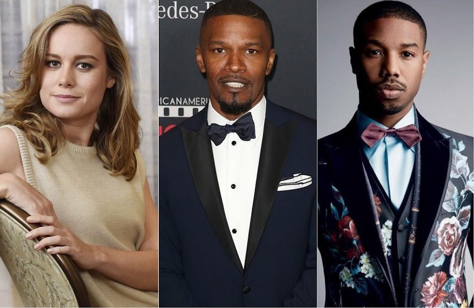 """Começam as filmagens de """"Just Mercy"""", com Michael B. Jordan, Brie Larson e Jamie Foxx"""
