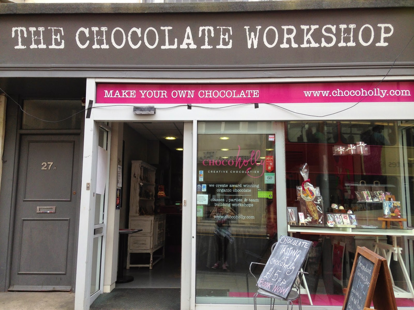 ChocoHolly - Chocolate Workshop Hove